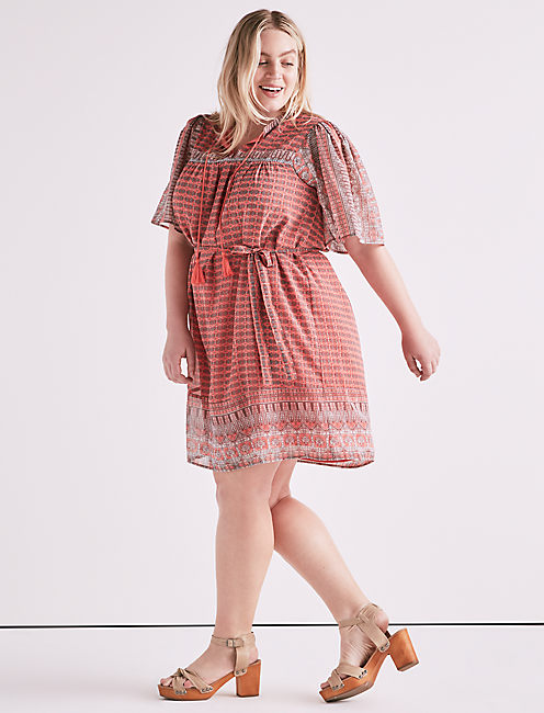 cdb6f168d65 Plus Size Shirt Dresses