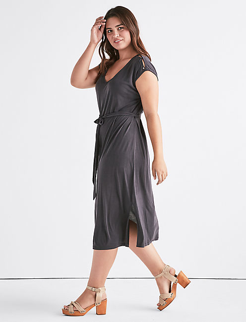 Black Dresses Take An Extra 50 75 Off Sale Styles Lucky Brand