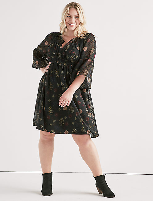 Multi Cute Plus Size Dresses Lucky Brand