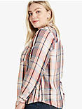 DUO FOLD ARROW PLAID SHIRT,