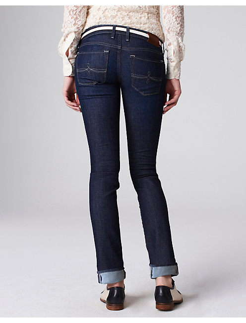 CATE STACKED SKINNY, OL' JEFFERSON WASH