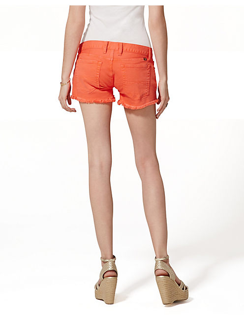 RILEY SHORTS, #8382 MANDARIN ORANGE