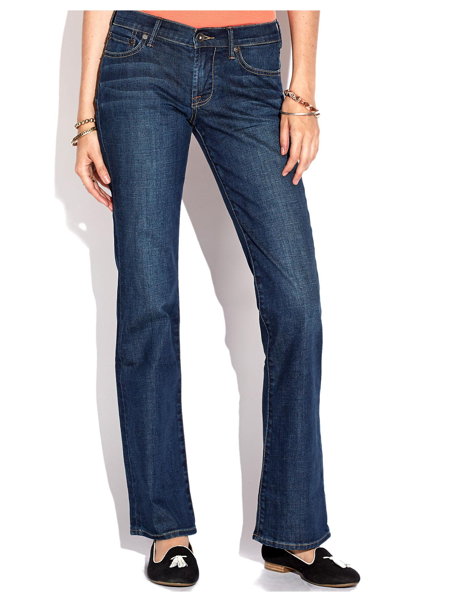 DENIM - Denim trousers low brand