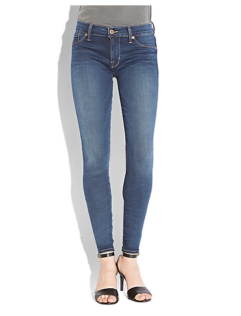 BROOKE LEGGING JEAN, PACIFIC OPAL