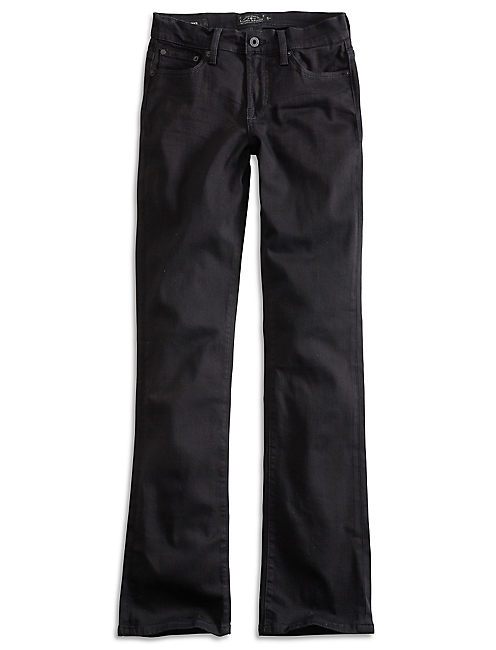 EASY RIDER RELAXED BOOTCUT JEAN IN BLACK AMBER,