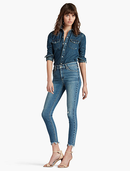 BRIDGETTE SKINNY JEAN, HILL VIEW