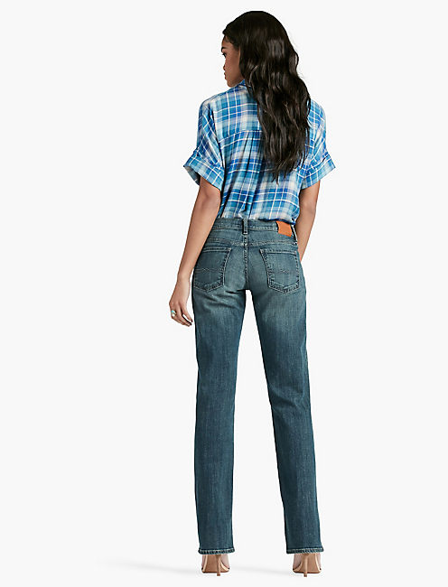 EASY RIDER MID RISE RELAXED BOOTCUT JEAN IN ARTESIA,