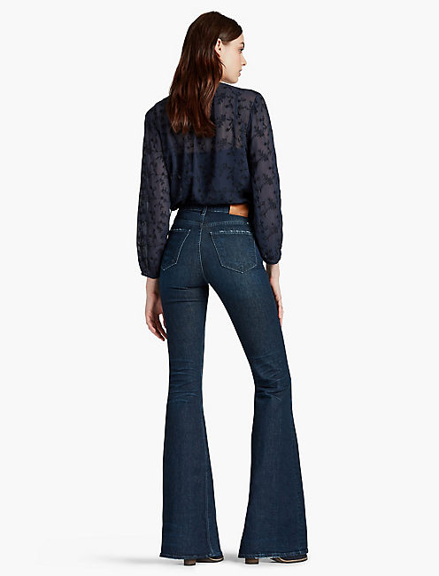THE BELL FLARE JEAN,