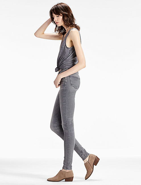 Lucky Brooke Mid Rise Legging Jean In Carmine