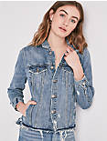 RIP AND REPAIR TOMBOY DENIM JACKET,