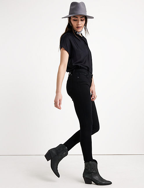 Lucky Ava Mid Rise Skinny Jean In Windmill