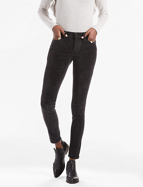 Black Velvet Brooke Legging JEAN,