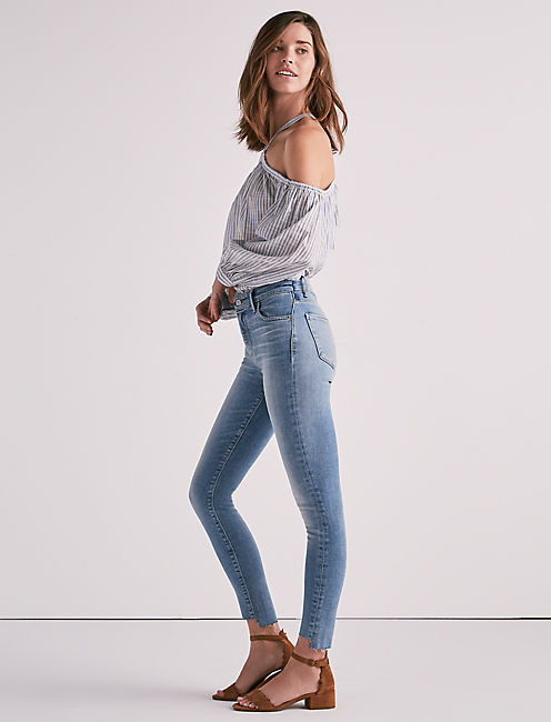 BRIDGETTE SKINNY JEAN IN SIERRA TRAIL,