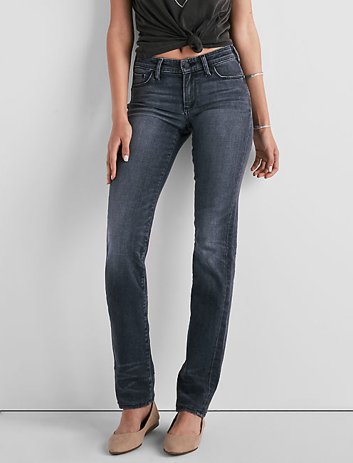 SWEET MID RISE STRAIGHT LEG JEAN IN TONOPAH,