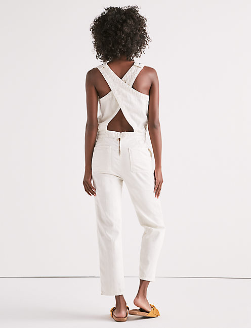 Lucky Tomboy Jumpsuit With Embroidery
