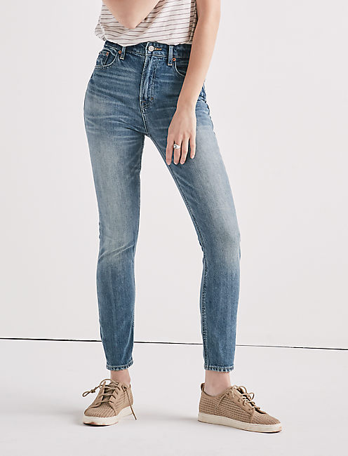 BRIDGETTE HIGH RISE SKINNY JEAN IN WISE,