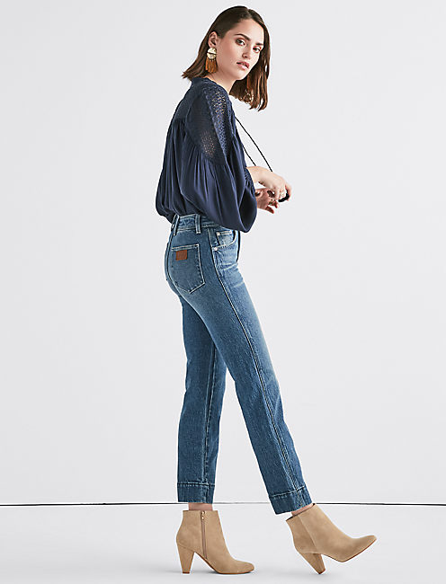 Lucky High Rise Disco Jean