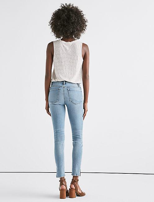 Ava Mid Rise Skinny Jean,