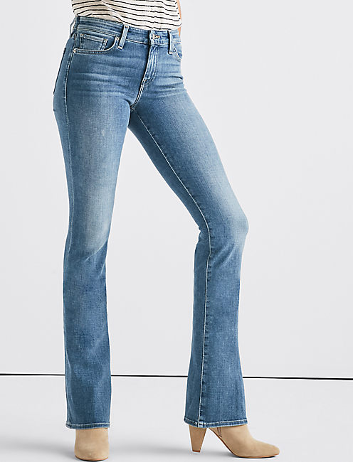 AVA MID RISE BOOT JEAN,