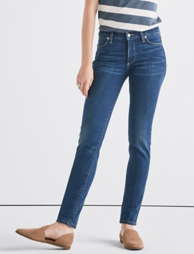 Lucky Brand Hayden High Rise Skinny Jean