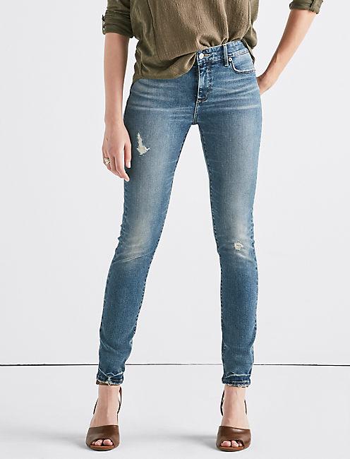 Hayden High Rise Skinny Jean,