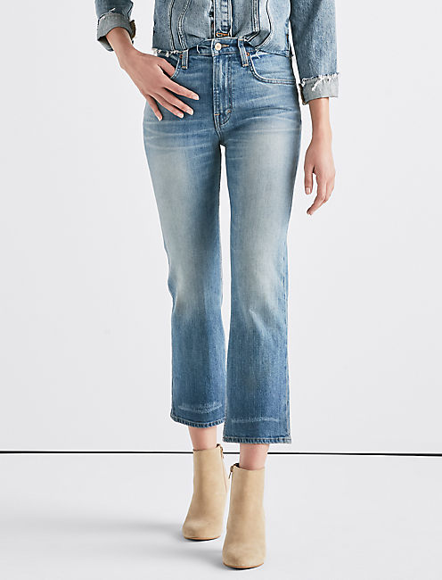 Lucky Pins Tapered Jean,