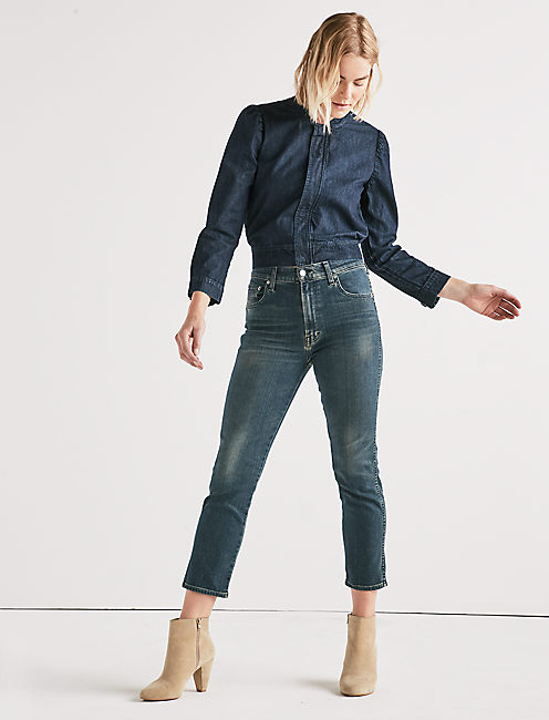Lucky Pins Taper Jean,