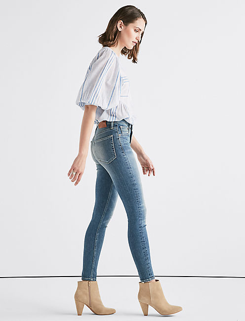 Lucky Bella High Rise Skinny Jean