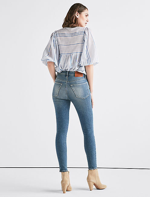 Bella High Rise Skinny Jean,