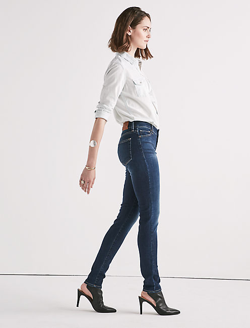 Lucky Hayden High Rise Skinny Jean
