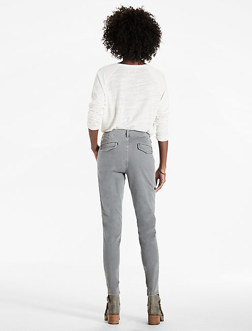 Utility Chino Pant, WASHED GREY