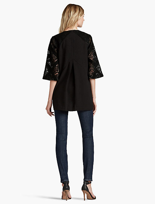 EMBROIDERED JACKET,