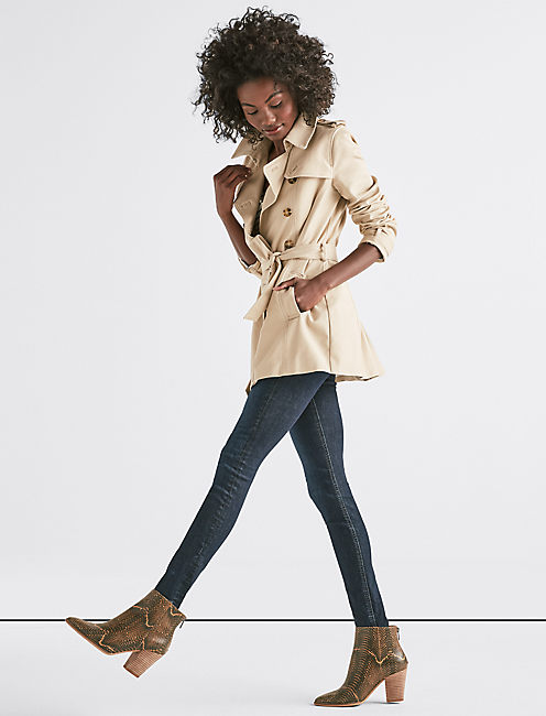 Lucky Classic Trench Coat