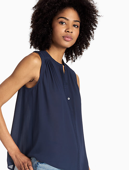 PLEATED TANK, AMERICAN NAVY
