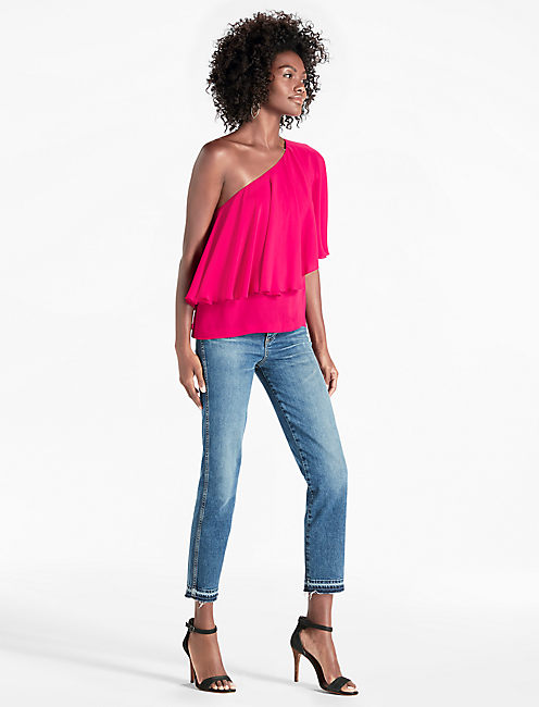 Lucky One Shoulder Top