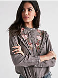 EMBROIDERED WESTERN SHIRT,