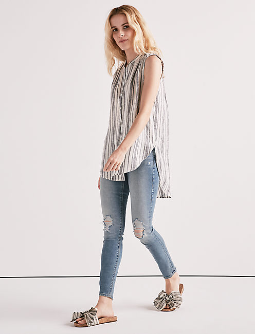 Lucky Stripe Tunic