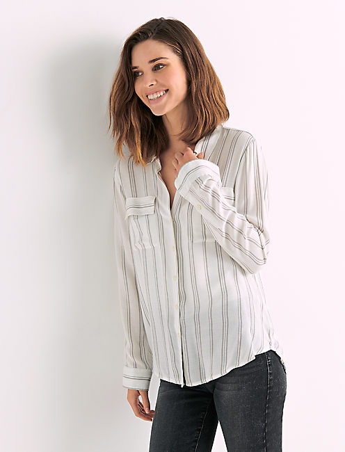 STRIPE SHIRT,