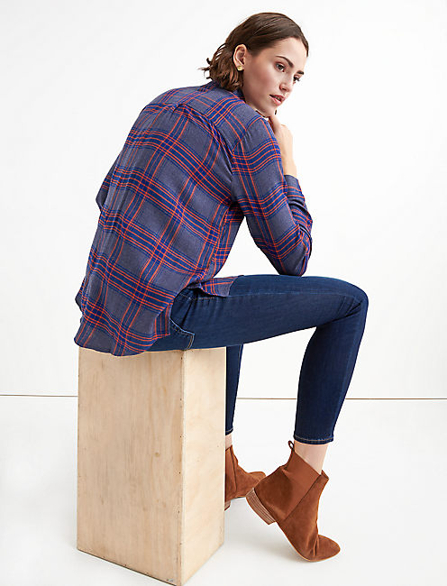 GIRLFRIEND CLASSIC PLAID,