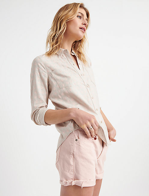 Ashley Button Down Shirt