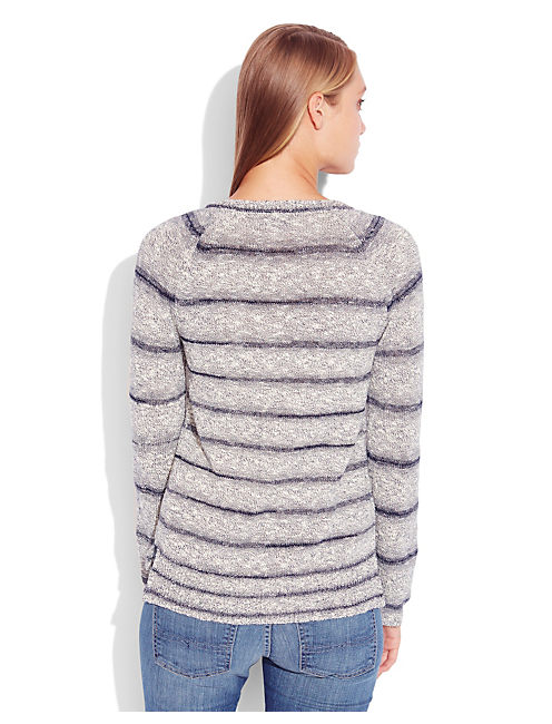 PACIFICA SWEATER, BLUE MULTI