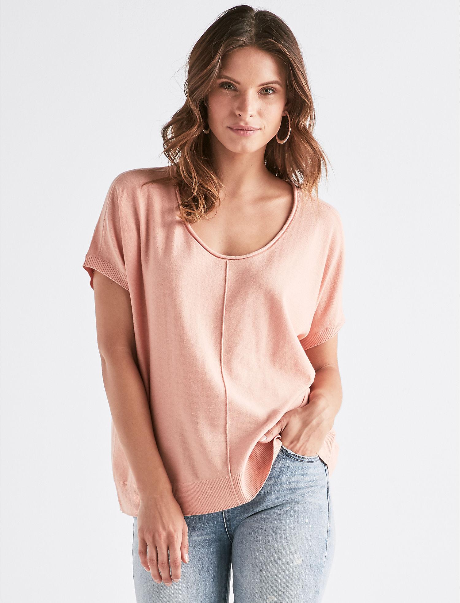 Short Sleeve Pullover | Tuggl