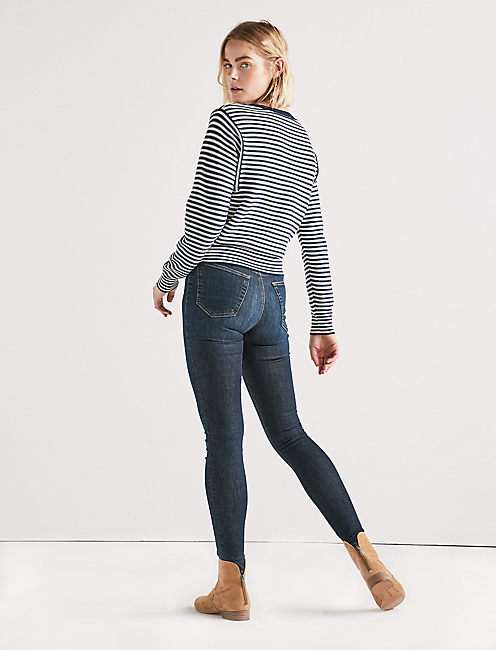 FRENCH STRIPE PULLOVER,