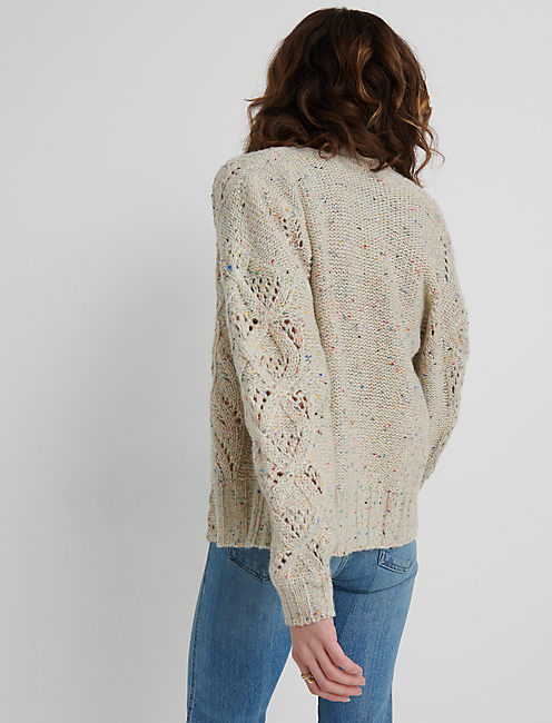 DONEGAL NEP CARDIGAN,