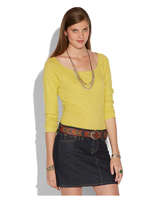 ALINA RAGLAN TOP, #3892 ANTIQUE MOSS