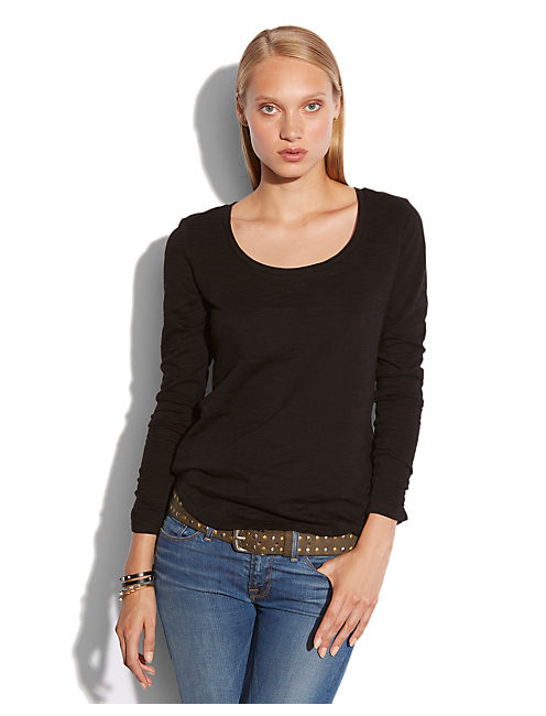 AMBER SOLID TOP, 001 LUCKY BLACK
