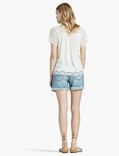 LACE TOP,