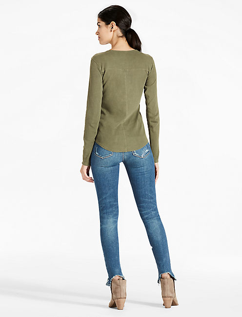 LACE UP BIB THERMAL, OLIVE NIGHT