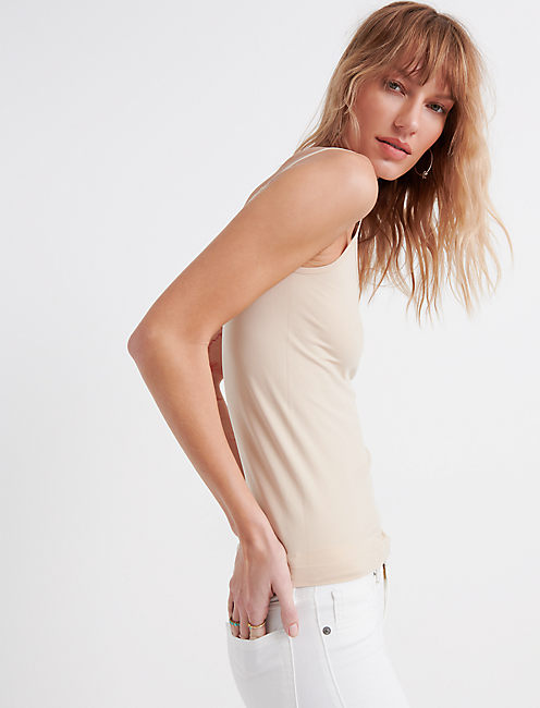 THE DUO REVERSIBLE CAMI, NUDE