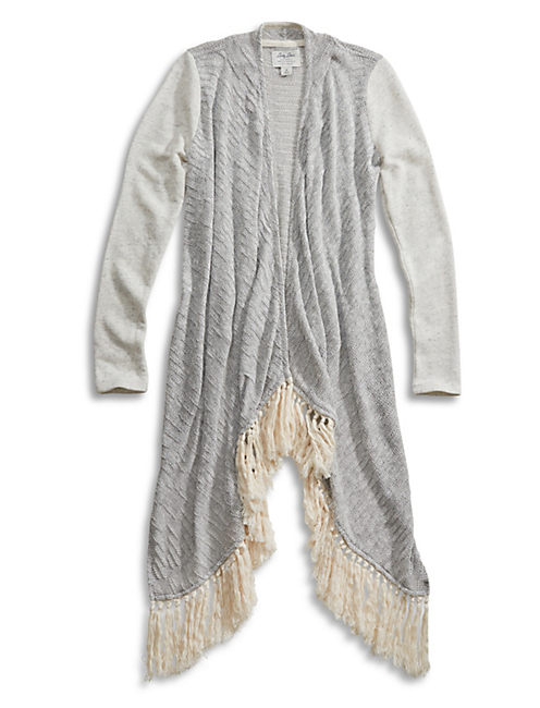 RYLEIGH MIXED WRAP, NATURAL MULTI